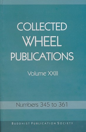 Collected Wheels BW23 Vol XXIII