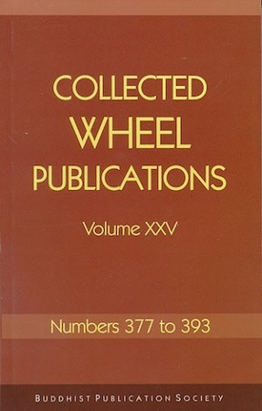 Collected Wheels BW25 Vol XXV