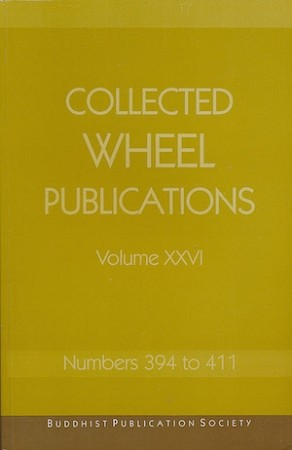 Collected Wheels BW26 Vol XXVI
