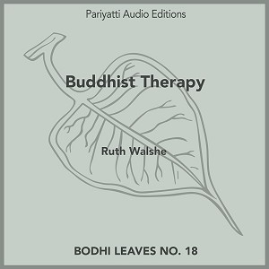 Buddhist Therapy  (MP3 audiobook)