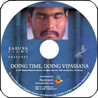 Doing Time, Doing Vipassana (DVD - Economy) <br /><span>Vipassana</span>