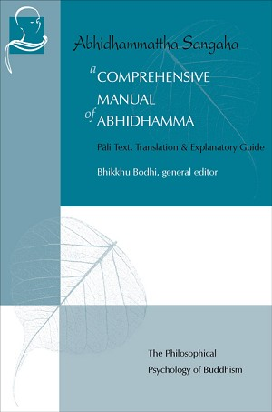 Comprehensive Manual of Abhidhamma, A