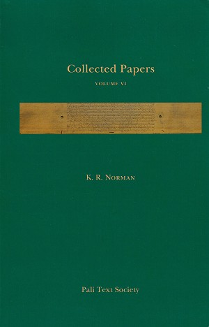 Collected Papers Vol 6 (Damaged Copy)