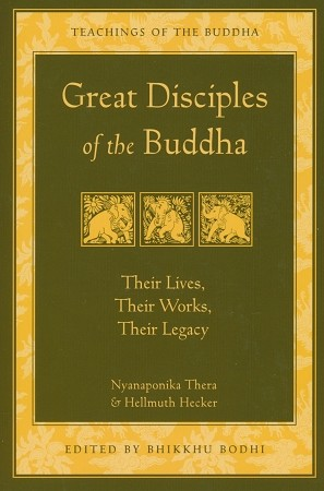 Great Disciples of the Buddha - Softcover