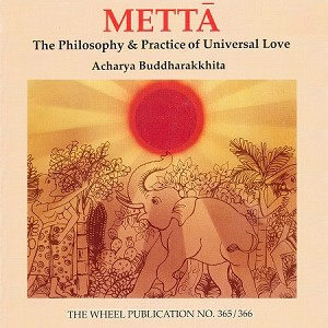 Mettā - The Philosophy and Practice of Universal Love - MP3 Audiobook