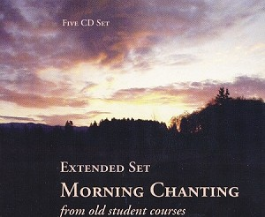 Extended Chanting by S.N. Goenka <br />(CD set)-<br /><span>Vipassana</span>
