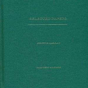 Selected Papers of Colette Caillat