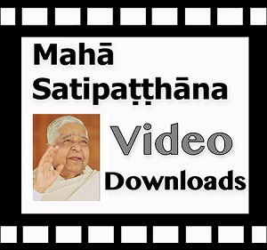 Mahasatipatthana Sutta (Download and Streaming Videos - Multiple Languages) <br /><span>Vipassana</span>