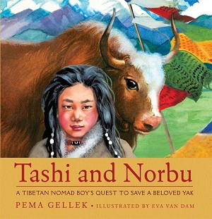 Tashi and Norbu (hard cover)